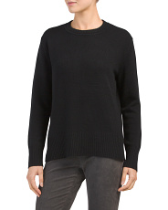 Soft Cashmere Hi Lo Sweater