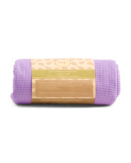 Silicon Waffle Quick Dry Hot Yoga Towel