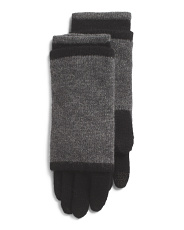 4ply 3-in-1 Cashmere Texting Gloves