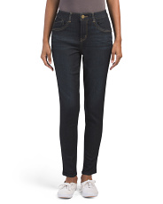 Ab Tech Ankle High Rise Jeans