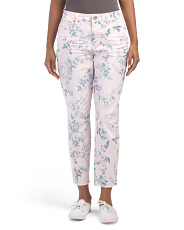 Lisbeth Crop Spring Bloom Pants
