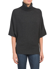 Cashmere Oversized Dolman Sweater