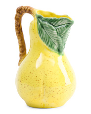 Made In Portugal Pear Pitcher