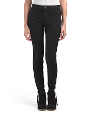 Juniors High Waist Skinny Ankle Jeans