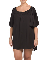 Butterfly Tunic Cover-up
