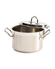 Made In Italy Teknika Stainless Steel Stockpot