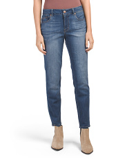 Frida Clean Ankle Jeans