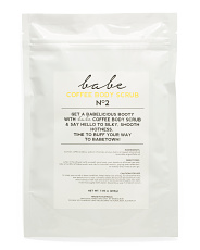 Made In Australia Coffee Body Scrub