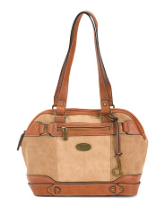 Plattsburg Satchel
