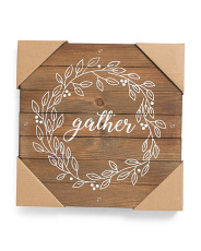 11x11 Gather Led Sign