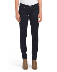 Juniors 524 Skinny Blue Mine Jeans