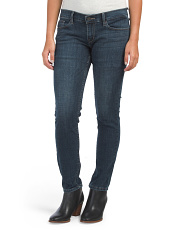 Juniors 524 Skinny Sharp Shock Jeans