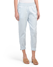 Jet Set Tapered Zip Comfy Pants