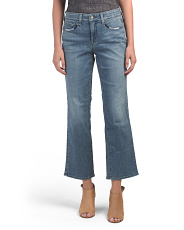 Marilyn Straight Stitch Detail Jeans