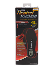 Heated Wireless Rechargeable Insoles