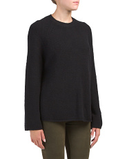 Merino Wool Raglan Sweater