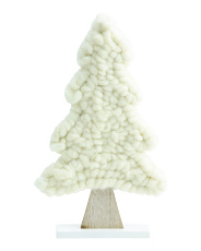 Fabric Tree Decoration