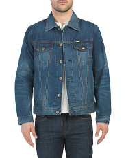 Giubbini Denim Jacket