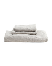Luxury Linen Duvet Set