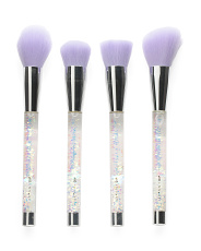 4pc Contour Brush Set