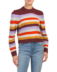 Emma Stripe Sweater