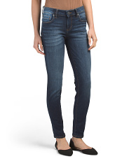 Petite Diana Five Pocket Skinny Jeans