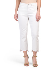 Patti High Rise Straight Jeans