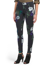 Made In Usa 620 Skinny Floral Jeans