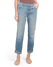 Made In Usa Johnny Mid Rise Boyfit Jeans