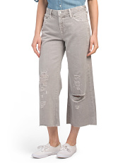 Made In Usa Liza Mid Rise Culottes