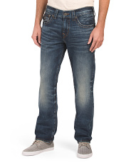 Geno Flap Single End Jeans