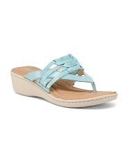 Sport Leather Sandals