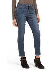 Soho High Rise Skinny Jeans
