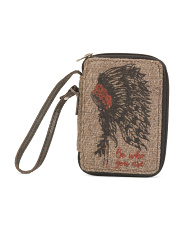 Upcycled Tribe Wallet