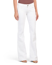 5 Pocket Style Solid Stretch Jeans