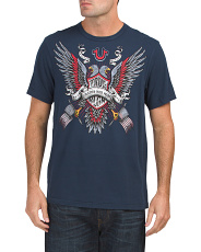Crafted Eagle Tee