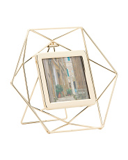 4x4 Electroplated Frame