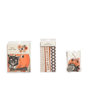Halloween Paper Party Set