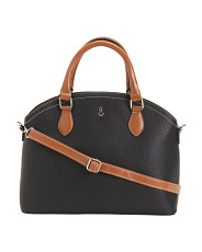 Stafford Dome Satchel