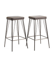 Set Of 2 Mayson Counter Stools