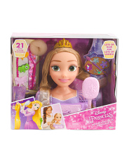 Rapunzel Long Locks Styling Head