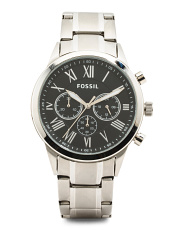 Men's Flynn Chrono Bracelet Watch