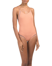 Belle One-piece Swimsuit