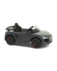 Audi R8 Spyder Gt 6v Ride On Car