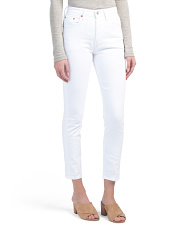 501 In The Clouds Skinny Jeans