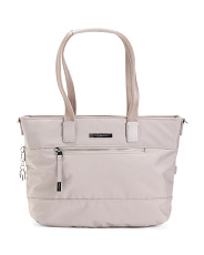 Glaze Nylon Multi Function Tote