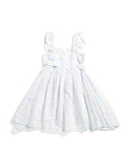 Toddler Girls Seashell Dress