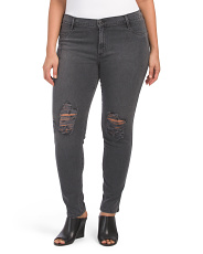 Plus Made In Usa Skinny Jeans
