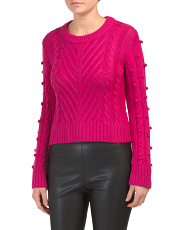 Aubry Merino Wool Sweater
