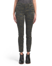 Soho High Rise Skinny Pants